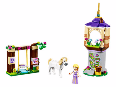 Disney Tangled Rapunzel's Best Day Ever LEGO Set
