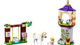 Disney Tangled Rapunzel's Best Day Ever LEGO Set