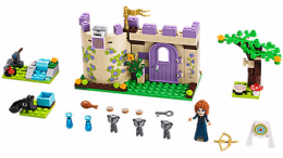 Disney Brave Merida's Highland Games LEGO Set
