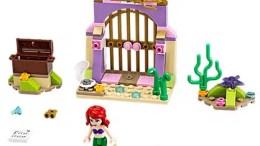 Disney The Little Mermaid Ariel's Amazing Treasures LEGO Set
