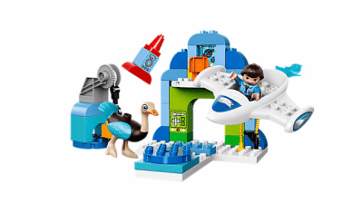Disney Miles from Tomorrowland Stellosphere Hangar LEGO Set