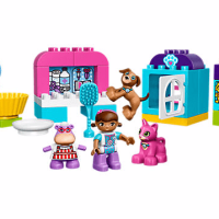 Disney Doc McStuffins´ Pet Vet Care LEGO Set