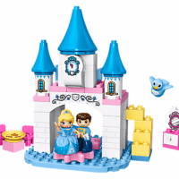 Disney Cinderella´s Magical Castle LEGO Set