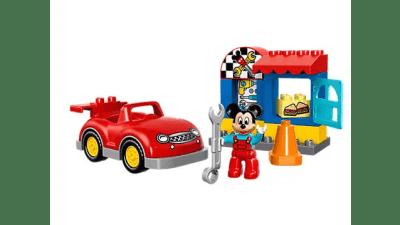 Disney Mickey's Workshop LEGO Set