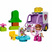 Disney Doc McStuffins Rosie the Ambulance LEGO Set