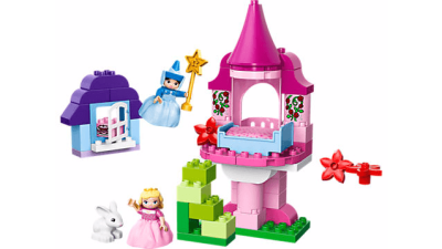Disney Sleeping Beauty's Fairy Tale LEGO Set