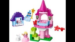 Disney Sleeping Beauty's Fairy Tale LEGO Set