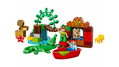 Disney Peter Pan's Visit LEGO Set