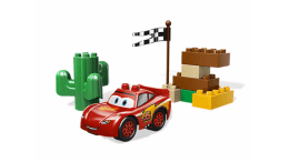 Disney Cars Lightning McQueen LEGO Set