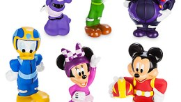 """""""Mickey and the Roadster Racers Squeeze Toy Set"""" is locked Mickey and the Roadster Racers Squeeze Toy Set"""
