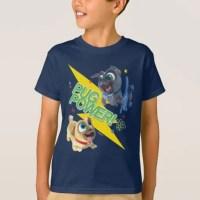 Puppy Dog Pals T-Shirt (Pug Power)