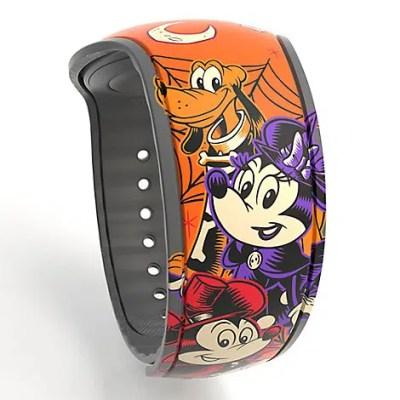 Disney World Halloween MagicBand 2 (2017)