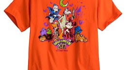 Mickey Mouse Halloween Kids T-Shirt (2017)
