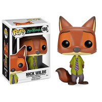 Nick Wilde Funko Pop! Vinyl Figure (Zootopia)