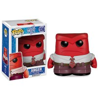Anger Funko Pop! Vinyl Figure (Inside Out)