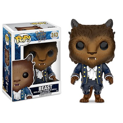 Beast Funko Pop! Vinyl Figure (Beauty and the Beast)
