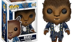 Beast Funko Pop! Vinyl Figure (Beauty and the Beast)