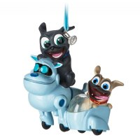 Puppy Dog Pals Christmas Ornament – Bingo, Rolly, A.R.F.