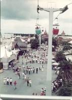 Walt Disney World Skyway   Extinct Disney World Attractions