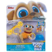 Puppy Dog Light-Up Pals On a Mission Scuba Rolly Figure