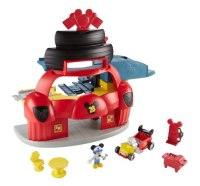 Disney Mickey and the Roadster Racers Garage