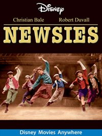 Newsies (1992 Movie)