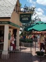 Yorkshire County Fish Shop (Disney World)