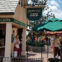 Yorkshire County Fish Shop (Disney World)