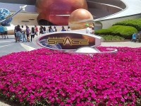 Mission SPACE (Disney World Ride)