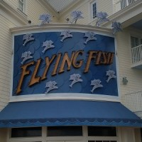 Flying Fish (Disney World)