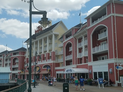 Disney's BoardWalk Villas (Disney World)