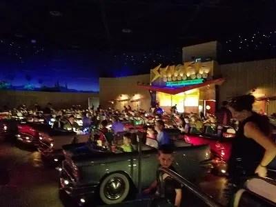 Sci-Fi Dine-In Theater Restaurant (Disney World)