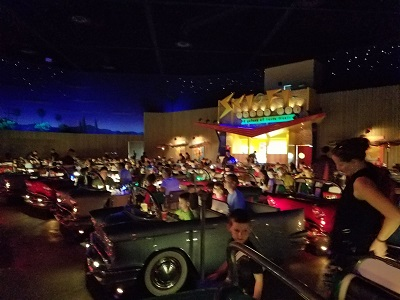 Sci-Fi Dine-In Theater Restaurant (Disney World)