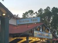 Fairfax Fare (Disney World)