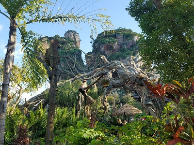 Avatar Flight of Passage (Disney World Ride)