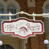 Tony's Town Square Restaurant (Disney World)