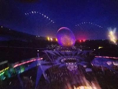 Soarin' Around the World (Disney World Ride)