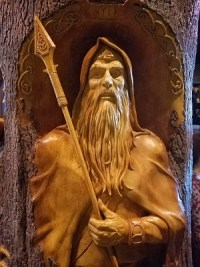 Stave Church Gallery (Disney World Attraction)