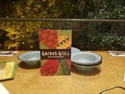 The Garden Grill (Disney World)
