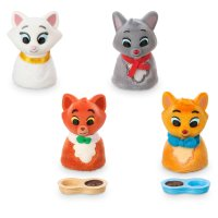 Aristocats Family Pack Playset – Disney Furrytale Friends