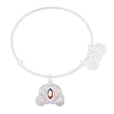 Cinderella Coach Just Married Alex and Ani Bangle