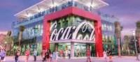 Coca-Cola Store Rooftop Beverage Bar (Disney Springs)