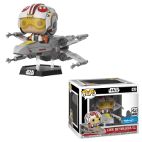 Wedge Antilles with Snowspeeder Star Wars Funko Pop!