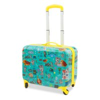 Disney Furrytale Friends Lady and the Tramp Rolling Luggage for Kids