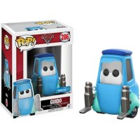 Disney Pixar Cars 3 Guido Funko Pop!