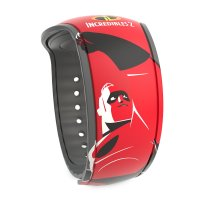 Disney Pixar Mr. Incredible MagicBand 2