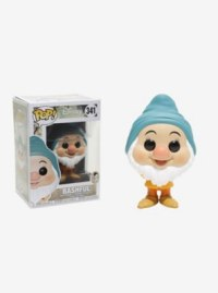 Disney Snow White And The Seven Dwarfs Bashful Vinyl Figure Funko Pop!