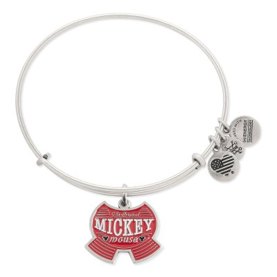 I Am Mickey Mouse Alex and Ani Bangle