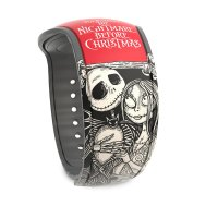 Jack Skellington and Sally MagicBand 2 – Nightmare Before Christmas