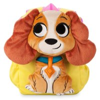 Lady Plush Backpack for Girls - Disney Furrytale Friends